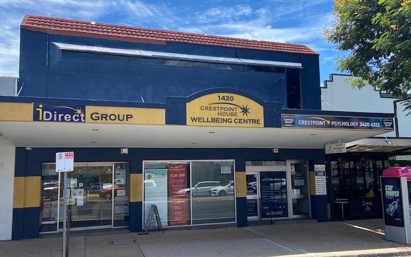 Crestpoint Wellbeing Centre on Logan Rd Mt Gravatt