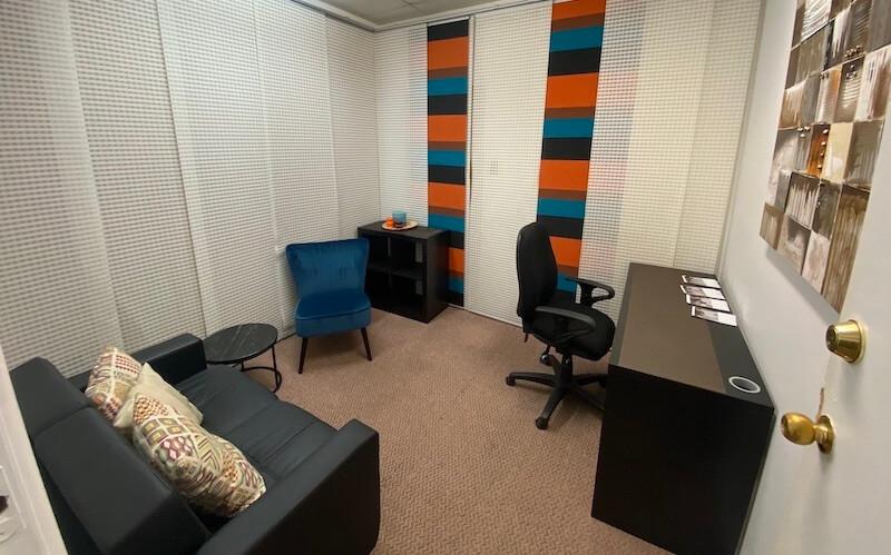 Crestpoint Wellbeing Centre office space